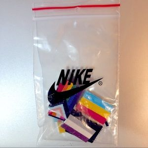 Nike Pride Velcro Decal Pieces . New